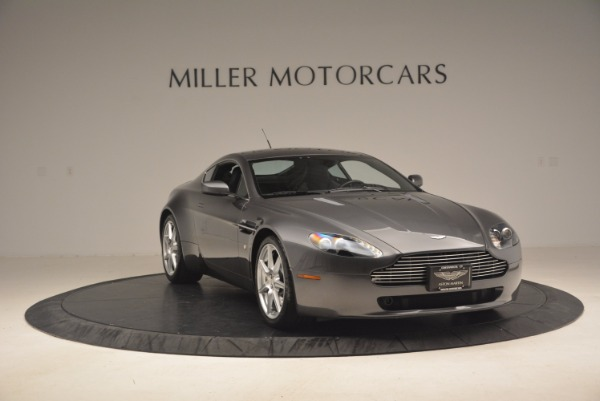 Used 2006 Aston Martin V8 Vantage Coupe for sale Sold at Bugatti of Greenwich in Greenwich CT 06830 11