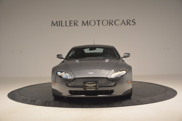 Used 2006 Aston Martin V8 Vantage Coupe for sale Sold at Bugatti of Greenwich in Greenwich CT 06830 12