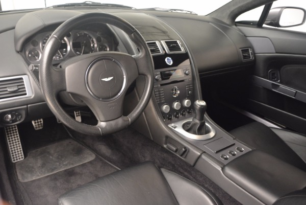 Used 2006 Aston Martin V8 Vantage Coupe for sale Sold at Bugatti of Greenwich in Greenwich CT 06830 14
