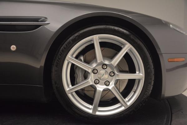 Used 2006 Aston Martin V8 Vantage Coupe for sale Sold at Bugatti of Greenwich in Greenwich CT 06830 18
