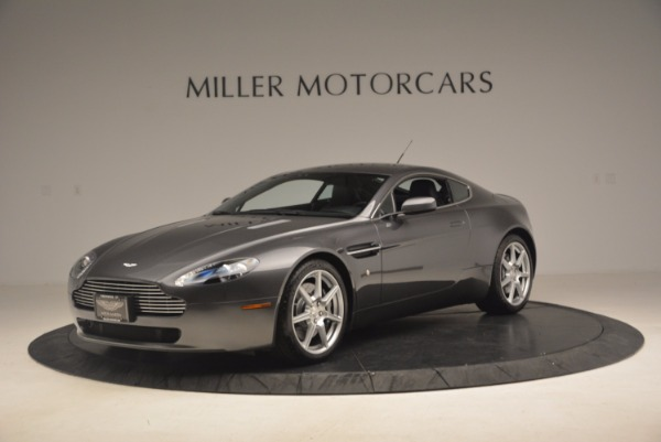 Used 2006 Aston Martin V8 Vantage Coupe for sale Sold at Bugatti of Greenwich in Greenwich CT 06830 2