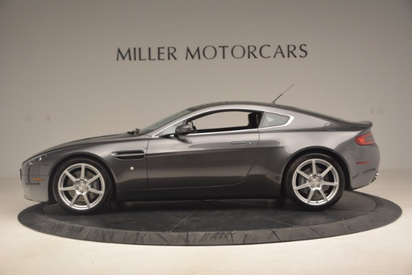 Used 2006 Aston Martin V8 Vantage Coupe for sale Sold at Bugatti of Greenwich in Greenwich CT 06830 3