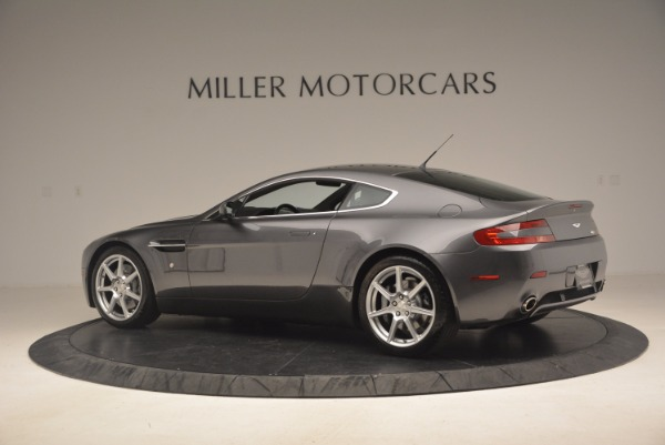 Used 2006 Aston Martin V8 Vantage Coupe for sale Sold at Bugatti of Greenwich in Greenwich CT 06830 4