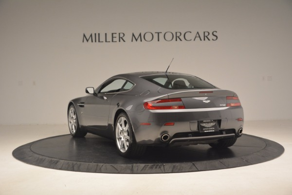 Used 2006 Aston Martin V8 Vantage Coupe for sale Sold at Bugatti of Greenwich in Greenwich CT 06830 5