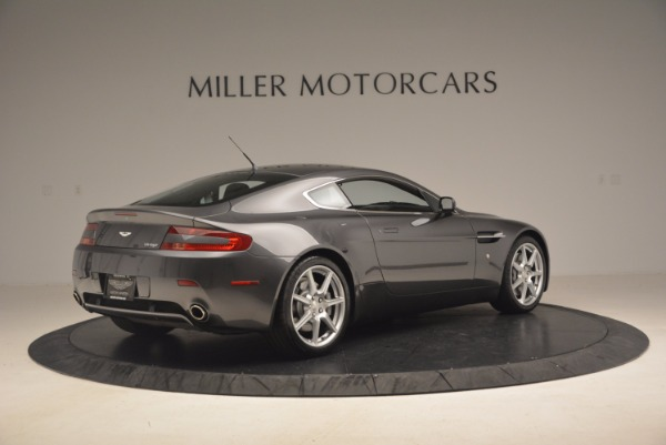 Used 2006 Aston Martin V8 Vantage Coupe for sale Sold at Bugatti of Greenwich in Greenwich CT 06830 8