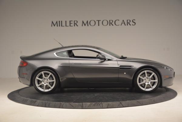 Used 2006 Aston Martin V8 Vantage Coupe for sale Sold at Bugatti of Greenwich in Greenwich CT 06830 9