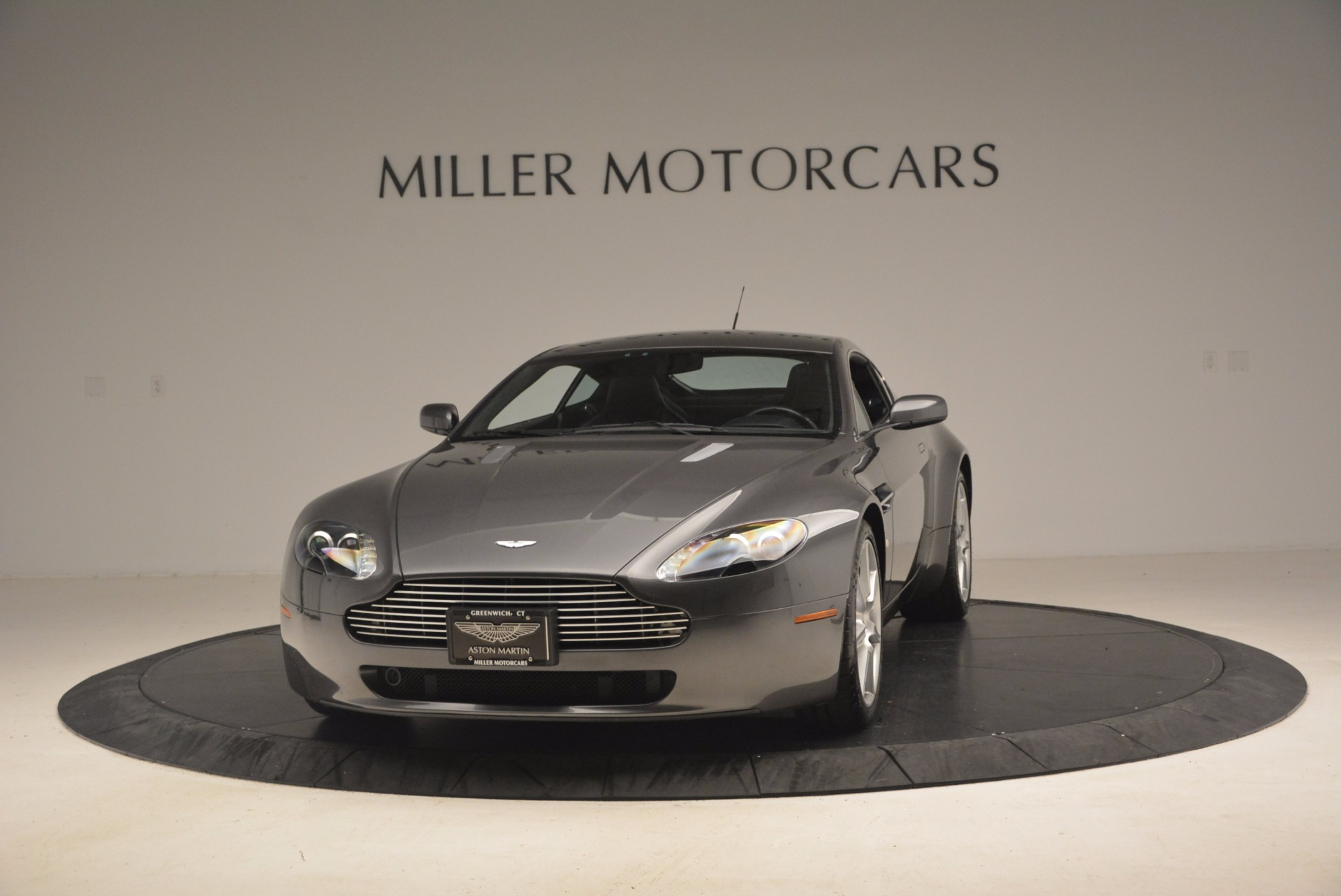 Used 2006 Aston Martin V8 Vantage Coupe for sale Sold at Bugatti of Greenwich in Greenwich CT 06830 1