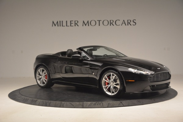 Used 2012 Aston Martin V8 Vantage S Roadster for sale Sold at Bugatti of Greenwich in Greenwich CT 06830 10