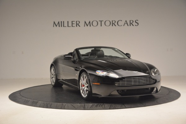 Used 2012 Aston Martin V8 Vantage S Roadster for sale Sold at Bugatti of Greenwich in Greenwich CT 06830 11