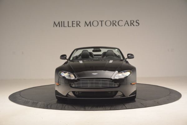 Used 2012 Aston Martin V8 Vantage S Roadster for sale Sold at Bugatti of Greenwich in Greenwich CT 06830 12