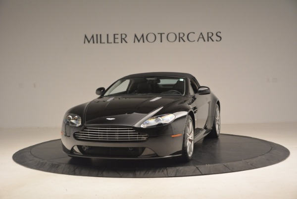 Used 2012 Aston Martin V8 Vantage S Roadster for sale Sold at Bugatti of Greenwich in Greenwich CT 06830 13
