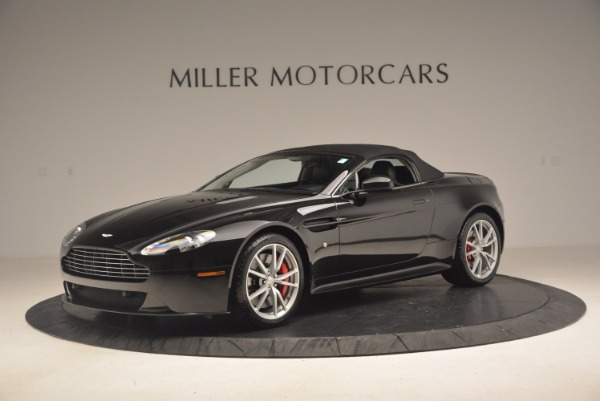 Used 2012 Aston Martin V8 Vantage S Roadster for sale Sold at Bugatti of Greenwich in Greenwich CT 06830 14