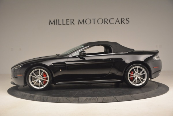 Used 2012 Aston Martin V8 Vantage S Roadster for sale Sold at Bugatti of Greenwich in Greenwich CT 06830 15