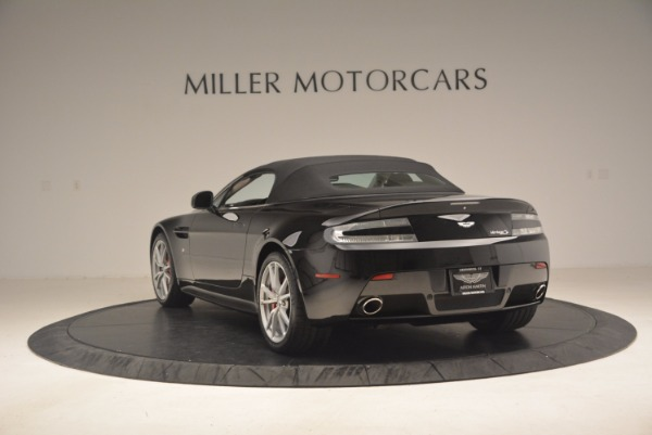 Used 2012 Aston Martin V8 Vantage S Roadster for sale Sold at Bugatti of Greenwich in Greenwich CT 06830 17