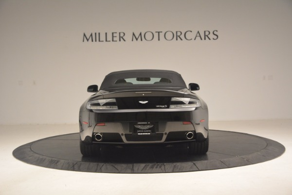 Used 2012 Aston Martin V8 Vantage S Roadster for sale Sold at Bugatti of Greenwich in Greenwich CT 06830 18