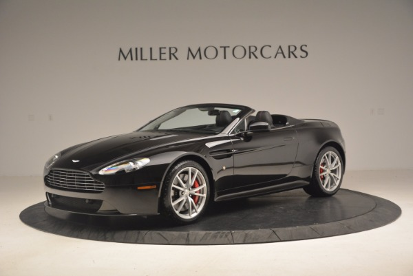 Used 2012 Aston Martin V8 Vantage S Roadster for sale Sold at Bugatti of Greenwich in Greenwich CT 06830 2