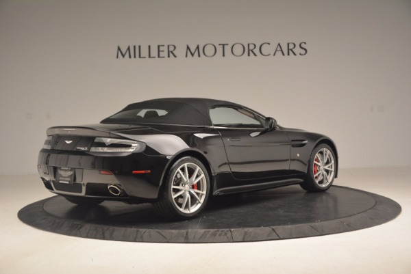 Used 2012 Aston Martin V8 Vantage S Roadster for sale Sold at Bugatti of Greenwich in Greenwich CT 06830 20