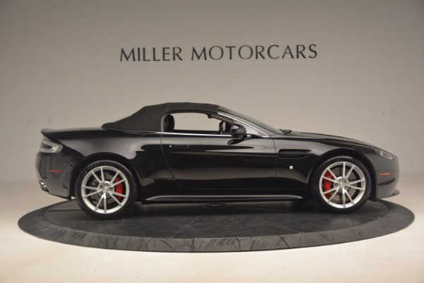 Used 2012 Aston Martin V8 Vantage S Roadster for sale Sold at Bugatti of Greenwich in Greenwich CT 06830 21