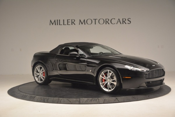 Used 2012 Aston Martin V8 Vantage S Roadster for sale Sold at Bugatti of Greenwich in Greenwich CT 06830 22