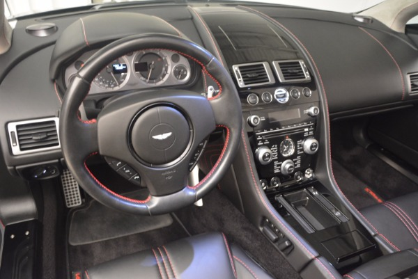 Used 2012 Aston Martin V8 Vantage S Roadster for sale Sold at Bugatti of Greenwich in Greenwich CT 06830 26