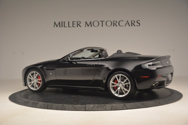 Used 2012 Aston Martin V8 Vantage S Roadster for sale Sold at Bugatti of Greenwich in Greenwich CT 06830 4