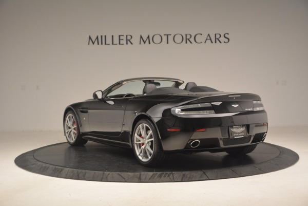 Used 2012 Aston Martin V8 Vantage S Roadster for sale Sold at Bugatti of Greenwich in Greenwich CT 06830 5
