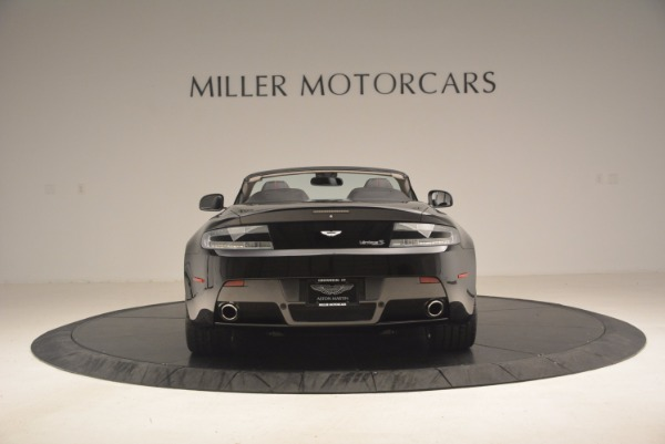Used 2012 Aston Martin V8 Vantage S Roadster for sale Sold at Bugatti of Greenwich in Greenwich CT 06830 6