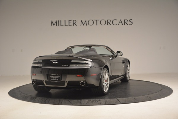 Used 2012 Aston Martin V8 Vantage S Roadster for sale Sold at Bugatti of Greenwich in Greenwich CT 06830 7