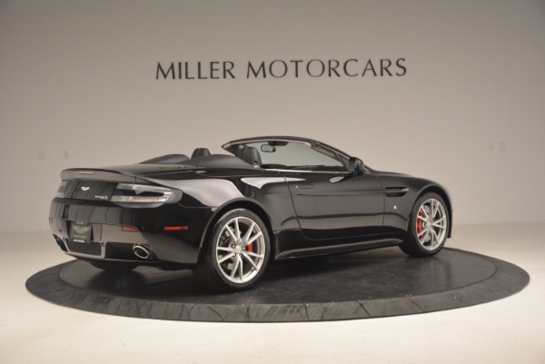 Used 2012 Aston Martin V8 Vantage S Roadster for sale Sold at Bugatti of Greenwich in Greenwich CT 06830 8