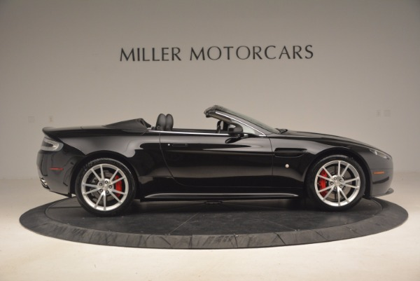Used 2012 Aston Martin V8 Vantage S Roadster for sale Sold at Bugatti of Greenwich in Greenwich CT 06830 9