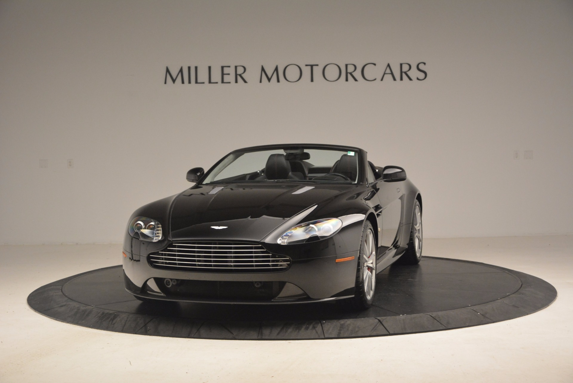 Used 2012 Aston Martin V8 Vantage S Roadster for sale Sold at Bugatti of Greenwich in Greenwich CT 06830 1