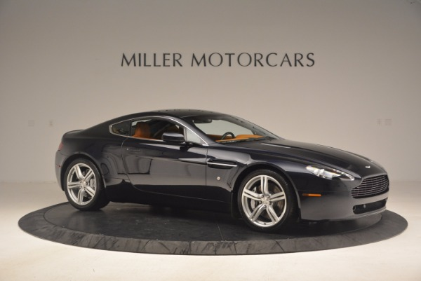 Used 2009 Aston Martin V8 Vantage for sale Sold at Bugatti of Greenwich in Greenwich CT 06830 10