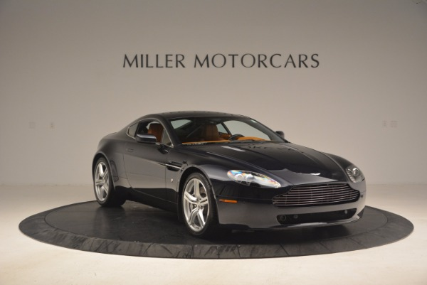 Used 2009 Aston Martin V8 Vantage for sale Sold at Bugatti of Greenwich in Greenwich CT 06830 11