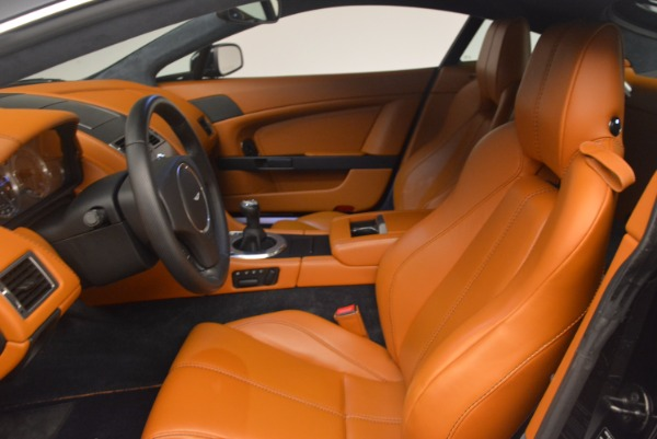Used 2009 Aston Martin V8 Vantage for sale Sold at Bugatti of Greenwich in Greenwich CT 06830 13