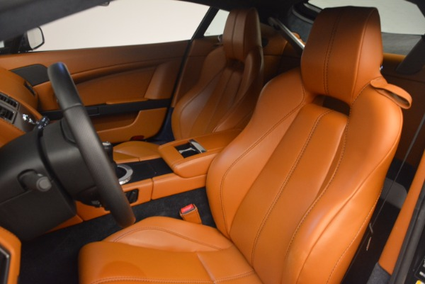 Used 2009 Aston Martin V8 Vantage for sale Sold at Bugatti of Greenwich in Greenwich CT 06830 14