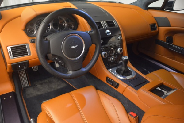 Used 2009 Aston Martin V8 Vantage for sale Sold at Bugatti of Greenwich in Greenwich CT 06830 15