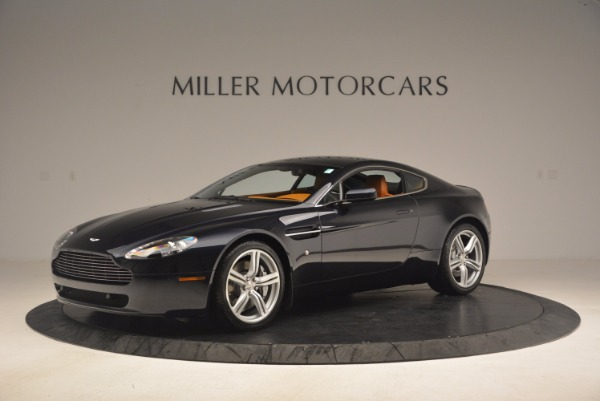 Used 2009 Aston Martin V8 Vantage for sale Sold at Bugatti of Greenwich in Greenwich CT 06830 2