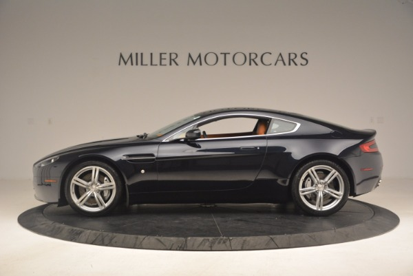 Used 2009 Aston Martin V8 Vantage for sale Sold at Bugatti of Greenwich in Greenwich CT 06830 3