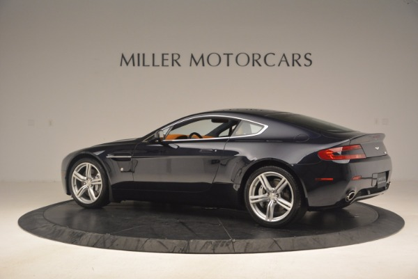 Used 2009 Aston Martin V8 Vantage for sale Sold at Bugatti of Greenwich in Greenwich CT 06830 4