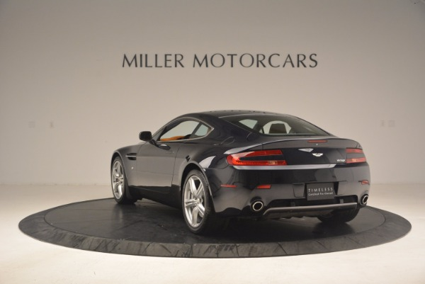 Used 2009 Aston Martin V8 Vantage for sale Sold at Bugatti of Greenwich in Greenwich CT 06830 5