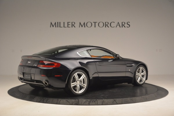 Used 2009 Aston Martin V8 Vantage for sale Sold at Bugatti of Greenwich in Greenwich CT 06830 8