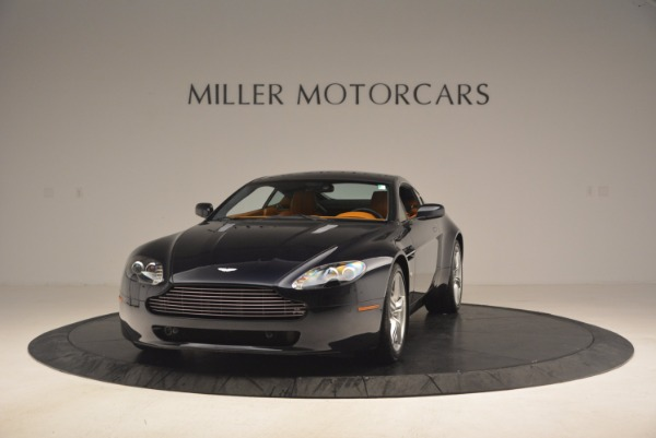 Used 2009 Aston Martin V8 Vantage for sale Sold at Bugatti of Greenwich in Greenwich CT 06830 1