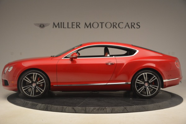 Used 2013 Bentley Continental GT V8 for sale Sold at Bugatti of Greenwich in Greenwich CT 06830 3