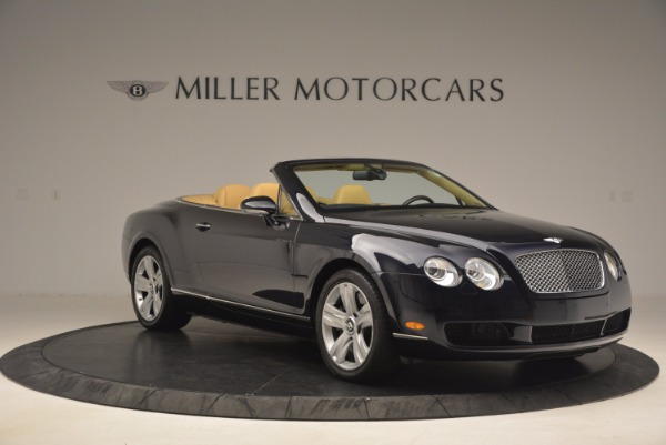 Used 2007 Bentley Continental GTC for sale Sold at Bugatti of Greenwich in Greenwich CT 06830 11