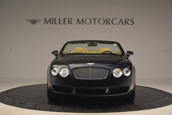 Used 2007 Bentley Continental GTC for sale Sold at Bugatti of Greenwich in Greenwich CT 06830 12