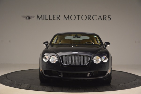Used 2007 Bentley Continental GTC for sale Sold at Bugatti of Greenwich in Greenwich CT 06830 13