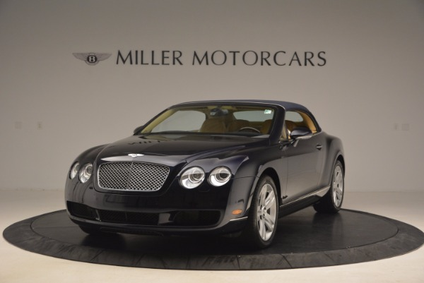 Used 2007 Bentley Continental GTC for sale Sold at Bugatti of Greenwich in Greenwich CT 06830 14