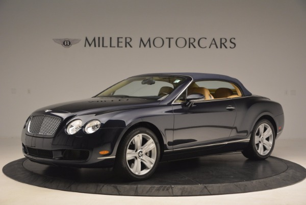 Used 2007 Bentley Continental GTC for sale Sold at Bugatti of Greenwich in Greenwich CT 06830 15