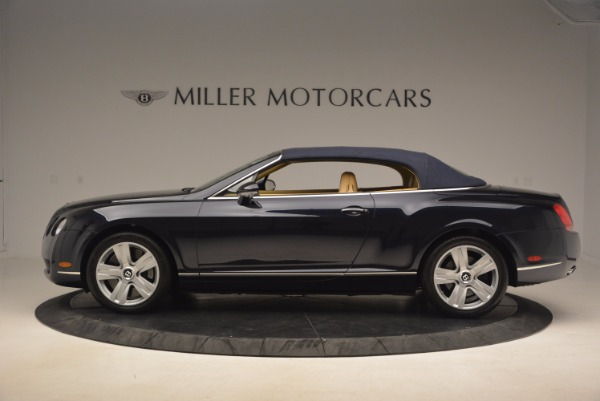 Used 2007 Bentley Continental GTC for sale Sold at Bugatti of Greenwich in Greenwich CT 06830 16