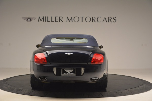 Used 2007 Bentley Continental GTC for sale Sold at Bugatti of Greenwich in Greenwich CT 06830 19